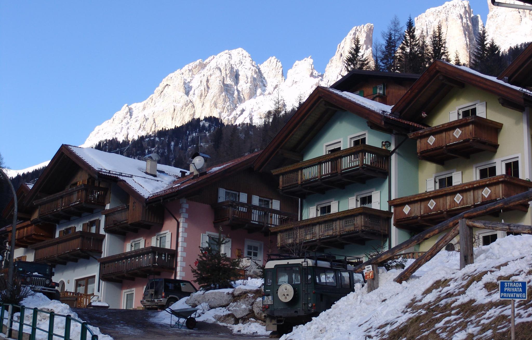 Appartementen Eurochalet